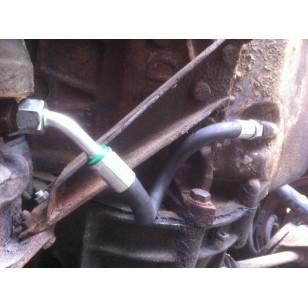 Turbon öljynpaluuletku, 1.6TD