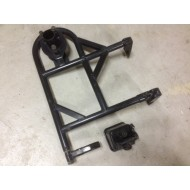 "Syncro 16"" spare wheel carrier, used"