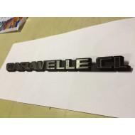 """Takaluukun merkki """"Caravelle CL"""""""