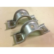 Sway bar mounting clamps (pair)