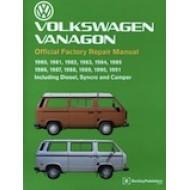 VW-tehtaan korjausohjekirja (englanti)