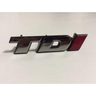 "Etumaskin merkki ""TDI"""