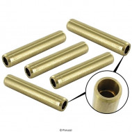 Venttiiliohjurit pako 9mm (ulkohalkaisija vakio 13.06), 4kpl