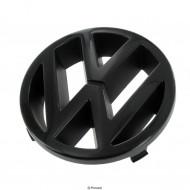 "Etumaskin merkki ""VW"" (Ø 125 mm), musta"