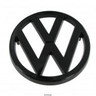 "Etumaskin merkki ""VW"" (Ø 95 mm), musta"