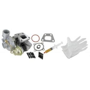 Turboahdin Diesel-moottoriin (JX)